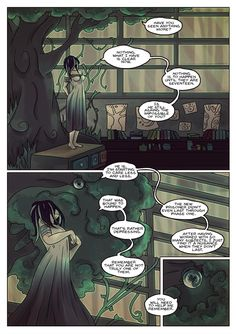 Chapter 2 - Butterfly Effect - Page 1 by ssst.deviantart.com on @DeviantArt