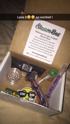 The Baked Barbie Subscription Box for stoner girls everywhere 💕💚🍃💨✨ Each month we handpicked the cutest 420 accessories and deliver them discretely to your door! Sign up now and join the sesh at www.shopstaywild.com #weed #stoner #cannabis #marijuana #cbd #weedhumor #puffpuffpass #stonermom #weedofig #weedoftumlr #pipe #bong #blunt #joint #papers #kushqueen #potprincess #bakedbarbie Marijuana Art, Cannabis, Shop Stay Wild, Weed Box, Stoner Gifts, Weed Humor, Puff And Pass, Glass Bongs, Crafts