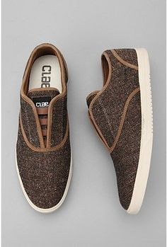 Clae Bruce Slip-On Sneaker Well Dressed Men, Urban Outfitters, Vans, Slip On, Classic, Sneakers, Clothes, Shoes, Style