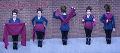 Greenberries Co.: Wrap Your Belly! Woven wraps for relieving late pregnancy discomforts