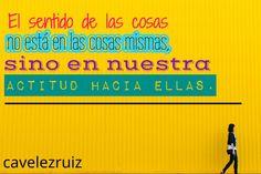#frase  #sentidodevida #cavelezruiz #acritud