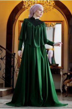 Fahrunnisa - Meryem Abiye - Zümrüt Yeşili