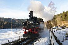 Schmalspurbahn Wolkenstein–Jöhstadt – Wikipedia