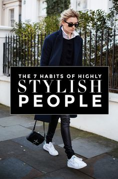 A Compiled list of the 7 habits of highly stylish people to get you started. Mode Outfits, Fashion Outfits, Womens Fashion, Fashion Trends, Fall Fashion, Fall Outfits, Summer Outfits, Girly Outfits, Tween Fashion