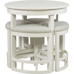 Mirren Harbor Traditional Round Counter Height Table by Broyhill Furniture
