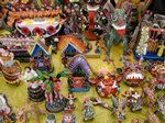 Mexican Crafts, Patzcuaro Marketplace, Michoacan, Mexico