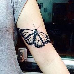 #butterfly #tattoo @phetattooist