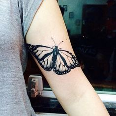 #butterfly #tattoo @phetattooist
