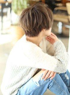 【ショートヘア】コンパクトな大人かわいいショート/AFLOAT JAPANの髪型・ヘアスタイル・ヘアカタログ 2016冬春
