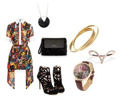 """""""Just Work It......"""" by cole222 on Polyvore featuring Karen Millen"""