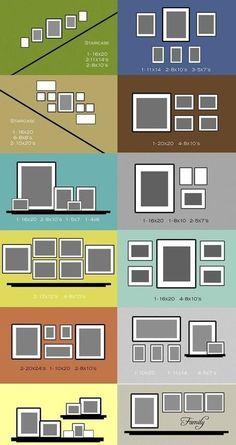 układ zdjęć Picture Frame Layout, Hanging Picture Frames, Hanging Pictures, Living Room Designs, Living Room Modern, Home Remodeling, Home Interior Design, Games, Pent House