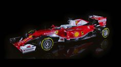 Ferrari F1 launch: Ferrari reveals striking SF16-H for F1 2016