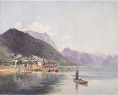 Lake Traun, Alt von Rudolf