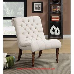 Coaster Home Furnishings Casual Accent Chair, Light Brown/White  BUY NOW      $168.07      Elegant, traditional designs are demonstrated throughout this dining side chair. Exquisite crafted detail enhances the stunni ..  http://www.homeaccessoriesforus.top/2017/03/01/coaster-home-furnishings-casual-accent-chair-light-brownwhite/