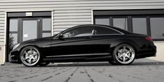 Mercedes CL65 AMG TUNING
