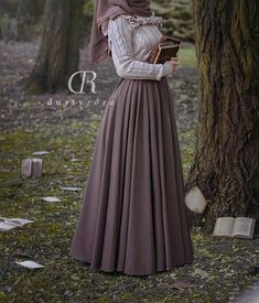 Modern Hijab Fashion, Muslim Women Fashion, Street Hijab Fashion, Hijab Fashion Inspiration, Islamic Fashion, Abaya Fashion, Modest Fashion, Skirt Fashion, Modest Outfits