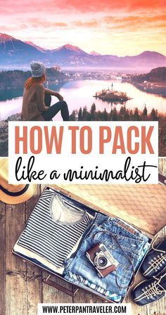 How to Pack like a Minimalist. Here are my packing list for a weekend so you can also pack like a minimalist. minimalist packing list | minimalist packing carry on | minimalist packing for beach vacation | minimalist travel packing | packing light for a trip | packing light | travel packing | travel packing ideas | travel packing tips | packing hacks travel | what to pack for travel essentials list | how to pack like a minimalist | #minimalist #packinglist #packingtips #travelessentials Road Trip Packing List, Packing Tips For Vacation, Travel Packing, Packing Hacks, Packing Ideas, Packing Lists, Travel Hacks, Travel Essentials List, Travel Light