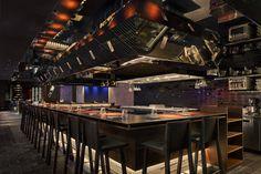 momofuku seiōbo, Sydney. Interior by Luchetti Krelle. #DavidChang #restaurants #interior #LuchettiKrelle