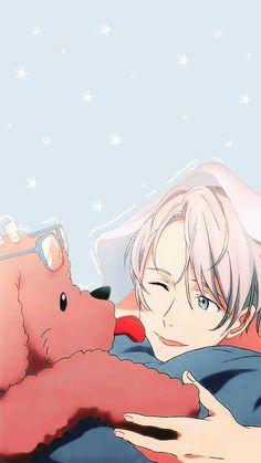 Viktor is so so cute and lovely!