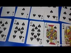 Kitty ,party game fun with playing cards - YouTube
