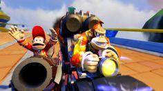 Skylanders SuperChargers Nintendo Guest Stars [UK], Wii U