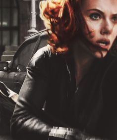 Avengers, Black widow