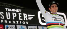 Wout van Aert seul leader du circuit Telenet Superprestige  https://todaycycling.com/wout-van-aert-leader-superprestige/  #Cyclisme, #Cyclo-Cross, #MathieuVanDerPoel, #Superprestige, #Victoire, #WoutVanAert