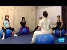 ▶ Gimnasia preparto: Fortalecimiento muscular | Consejos Nestlé Embarazo - YouTube