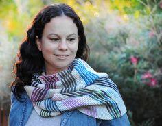 Ravelry: Leftovers Shawl pattern by Kiri FitzGerald-Hillier