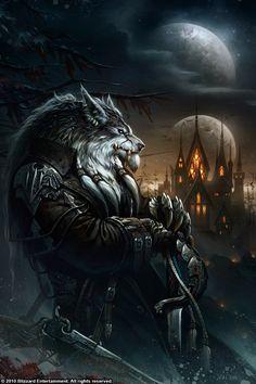 Worgen - World of Warcraft