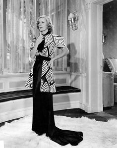 Irene Dunne 1937. Look at that jacket.