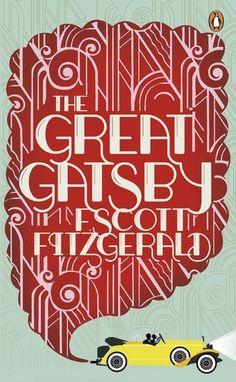 Perfect Gatsby cover design