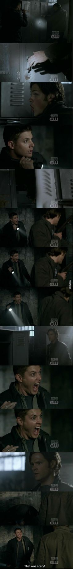 This was hilarious! One if my favorite episodes...
