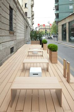 Deck exterior, pavimento de madera para exteriores, suelos de madera para terrazas, jardines, piscinas, espacios abiertos... Marca Greenwood Venic
