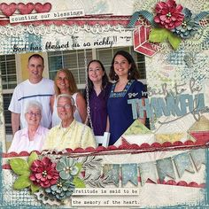 kimeric kreations: So Much to be Thankful For - new this week, and an awesome cluster to share!