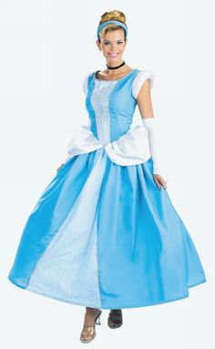 Cinderella Costume - Adult Disney Costume Prestige
