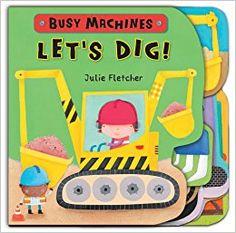 0-4 age Lets Dig! (