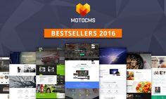 3 Reasons to Get One of 10 #Bestselling #MotoCMS #Templates