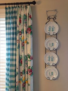 Pioneer Woman Kitchen Curtains Using Tablecloths Kitchen Decor Country Dining Rooms, Country Kitchen, Country Bedrooms, Country Living, Fruits Decoration, Kitchen Window Curtains, Bedroom Curtains, Vintage Kitchen Curtains, Dark Curtains