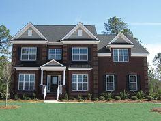 Essex Homes 5 BR/ 4.5 BAs 152 Abbeywalk Lane in Ashland Downes in Lake Carolina. #extraordinaryvalue
