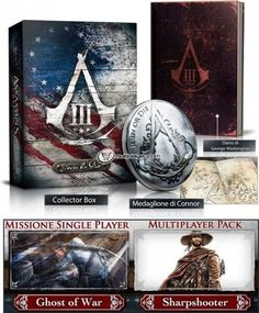 'Assassin's Creed 3′ Collector's Edition
