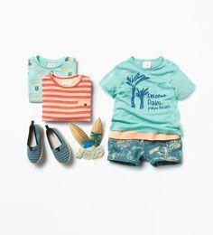 Shop by look - Bebé niño (3 meses - 3 años) - NIÑOS | ZARA España
