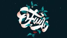 It is the first time that I integrate my letters with some branches, sincerely I had fun in the process and the lettering honors him. Speed Art, Logo Design, Graphic Design, Silver Spring, Cool Designs, Photo Wall, Symbols, Letters, Branches