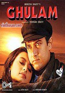 Ghulam Hindi Movie Online - Aamir Khan, Rani Mukerji and Deepak Tijori. Directed by Vikram Bhatt. Music by Jatin-Lalit. 1998 Ghulam Hindi Movie Online.