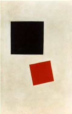 Black Square and Red Square Kasimir Malevich