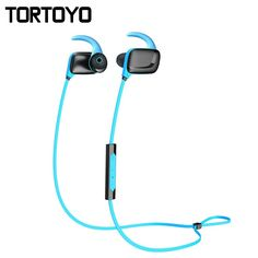 H906 Smart Wireless Bluetooth Sports Stereo Music Earphone In-Ear Neckband Headset Noise Reduction Earphone with Mic for iPhone #Affiliate