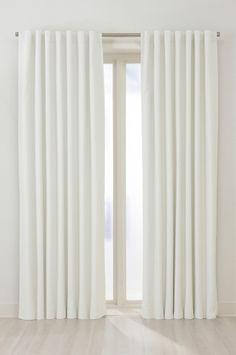 Mörkläggningsgardiner RIDÅ längd med dolda hällor 1-pack 299 kr/st från Jotex Packing, Curtains, Home Decor, Bag Packaging, Blinds, Decoration Home, Room Decor, Draping, Home Interior Design