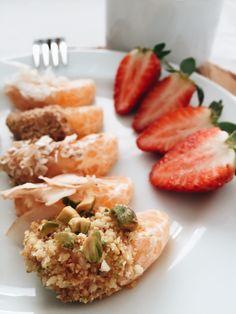 Ideia de café da manhã • mais em @blogjustcarol (instagram)