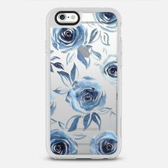 Blue roses - New Standard Case