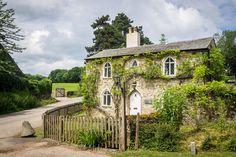 The Lodge, Saltwood Castle, Kent, England